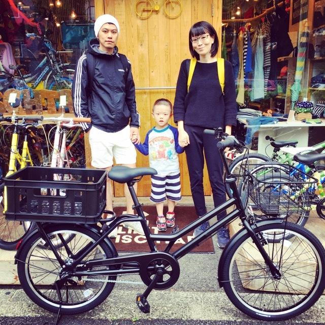 『バイシクルファミリー』bikke Yepp ビッケ GRI MOB トートBOX EZ ハイディ ステップクルーズ 電動自転車 おしゃれ自転車_b0212032_21164198.jpg