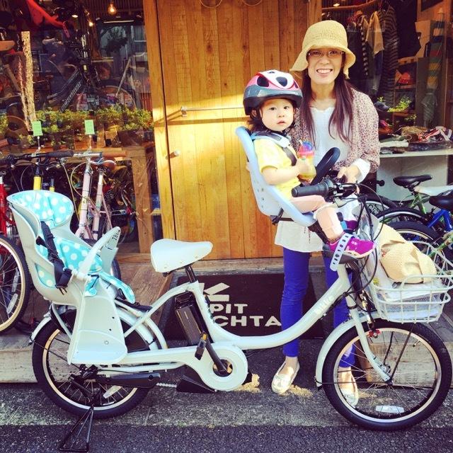 『バイシクルファミリー』bikke Yepp ビッケ GRI MOB トートBOX EZ ハイディ ステップクルーズ 電動自転車 おしゃれ自転車_b0212032_21173132.jpg