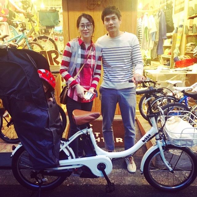 『バイシクルファミリー』bikke Yepp ビッケ GRI MOB トートBOX EZ ハイディ ステップクルーズ 電動自転車 おしゃれ自転車_b0212032_21175010.jpg