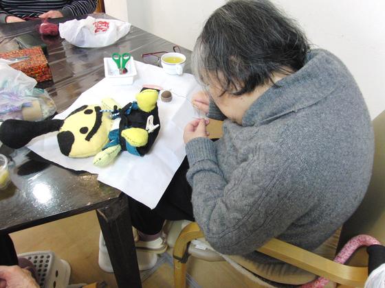 裁縫 ~ WAKAぐるみ ~_e0222340_13273093.jpg