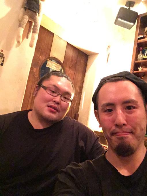 お相撲さんと飲んだ話です…_e0204664_21301888.jpg