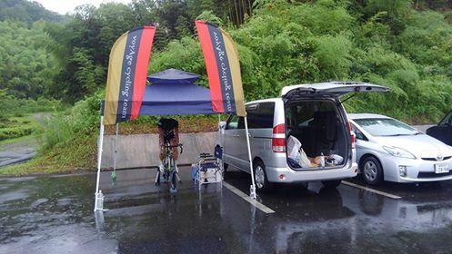 2017.07.09 さくらおろち湖サイクルロードレース_c0351373_11283700.jpg