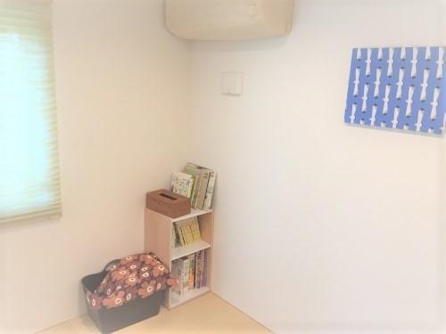 【和室スペース】息子の本が増えてきたので、スッキリ模様替えしました_a0335677_08381576.jpg