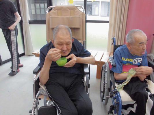 7/12 日中活動_a0154110_11010753.jpg