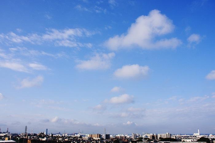 わた雲 (積雲)_b0268615_14131268.jpg
