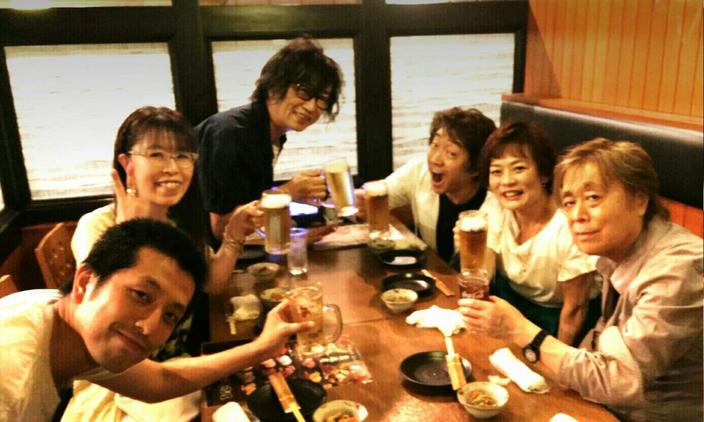 ⭐仙台~彦星(大阪)を終えて。【追記あり7.15】_a0120325_2236232.jpg