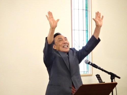 祝福いっぱいの創立記念礼拝! 感謝致します!_d0120628_23322975.jpg