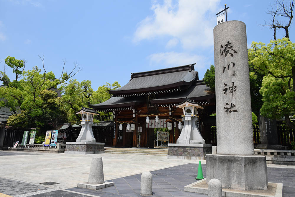 太平記を歩く。 その92 「湊川神社」 神戸市中央区_e0158128_12112648.jpg