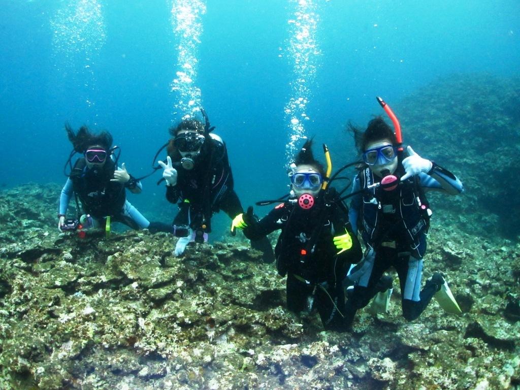 Dive with Hong Kong girls !!_a0189838_18461974.jpg