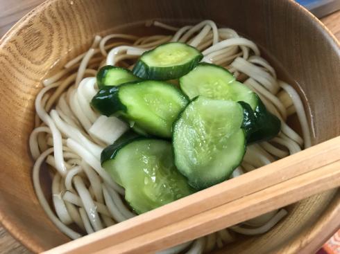 夏野菜で暑い夏を乗り切ろう〜_b0199244_16223003.jpg