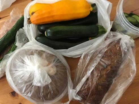 夏野菜で暑い夏を乗り切ろう〜_b0199244_16223068.jpg