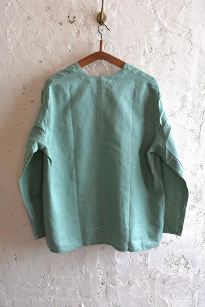 Hungary army hospital pullover shirt_f0226051_13214653.jpg