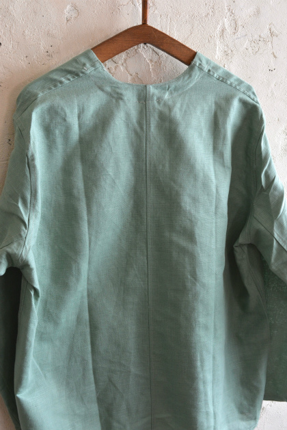 Hungary army hospital pullover shirt_f0226051_13390204.jpg
