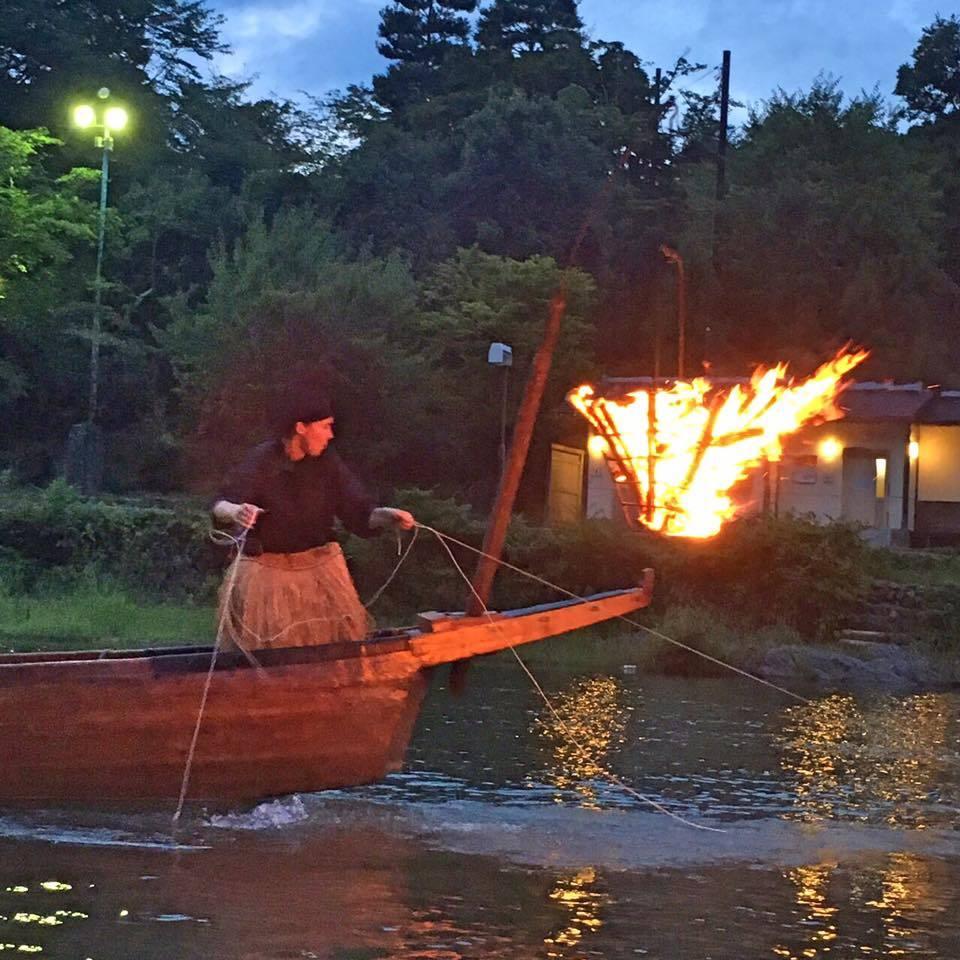 夏の風物詩✨京都・嵐山での鵜飼✨_a0138976_13533278.jpg
