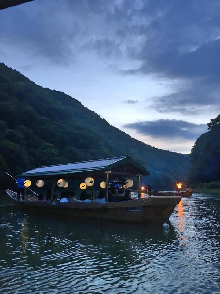 夏の風物詩✨京都・嵐山での鵜飼✨_a0138976_13533354.jpg