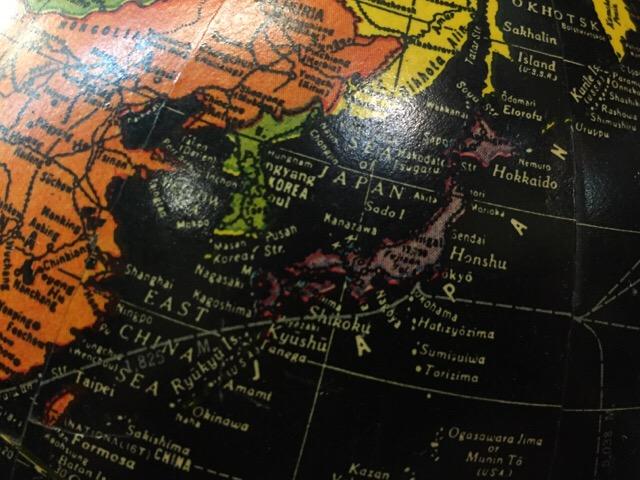 7月15日(土)大阪店US雑貨入荷!! #3 MIX編!!50\'sブラックオーシャン地球儀!!_c0078587_22245049.jpg