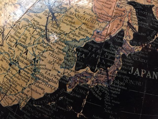 7月15日(土)大阪店US雑貨入荷!! #3 MIX編!!50\'sブラックオーシャン地球儀!!_c0078587_22281765.jpg