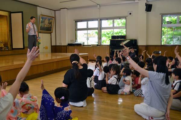 第二幼稚園のお誕生会です。(6月・7月)_d0353789_13562599.jpg