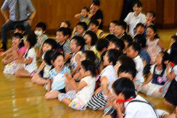 第二幼稚園のお誕生会です。(6月・7月)_d0353789_13574285.jpg