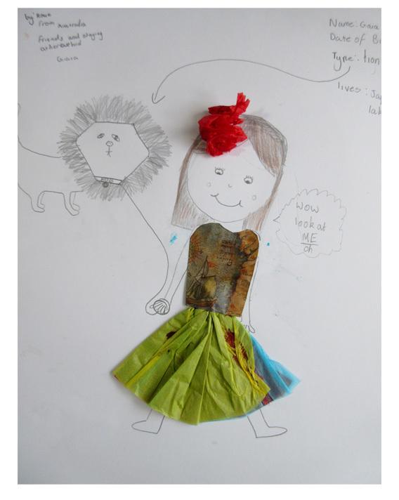 紙染め・デザイナーになってみよう・小学生クラス(比良)_f0211514_23084900.jpg
