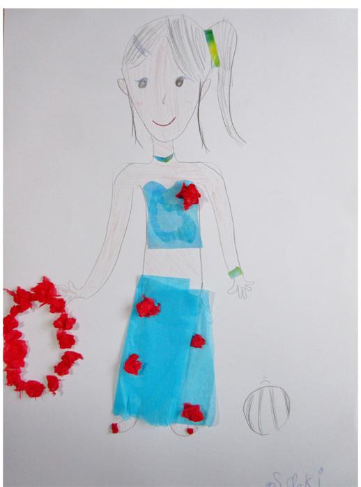 紙染め・デザイナーになってみよう・小学生クラス(比良)_f0211514_23103513.jpg