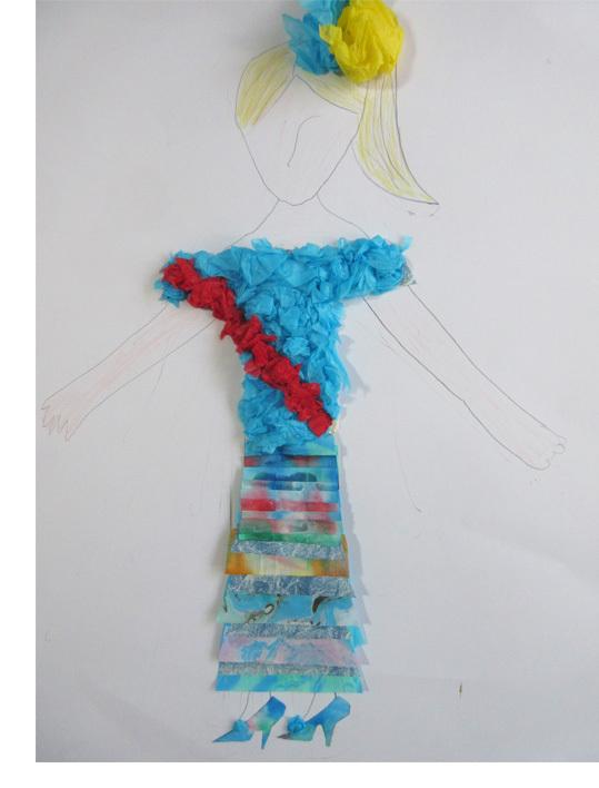 紙染め・デザイナーになってみよう・小学生クラス(比良)_f0211514_23150307.jpg