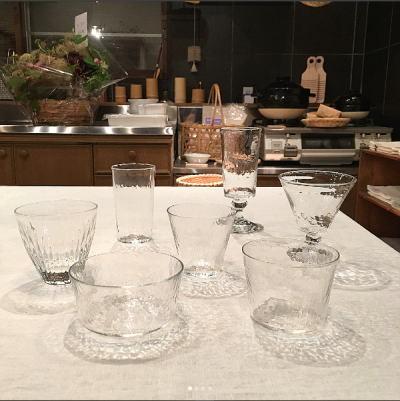 西山芳浩さんのガラスが届きました。_e0348417_10463341.jpg