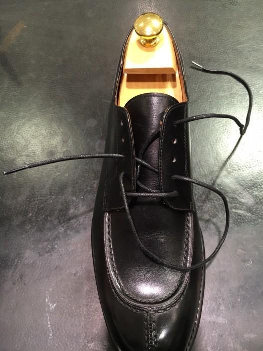 靴紐の通し方_b0226322_11311718.jpg