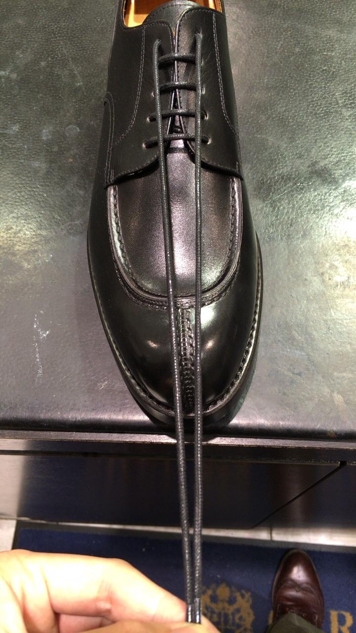 靴紐の通し方_b0226322_11311967.jpg