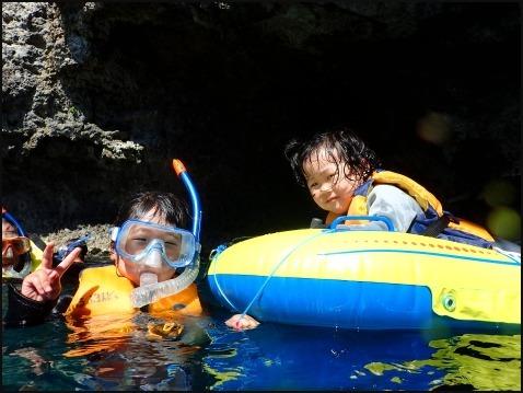 7月13日青の洞窟&残波ファンダイブ_c0070933_21063296.jpg