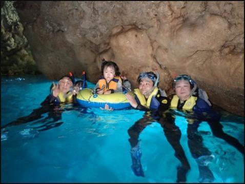 7月13日青の洞窟&残波ファンダイブ_c0070933_21070422.jpg