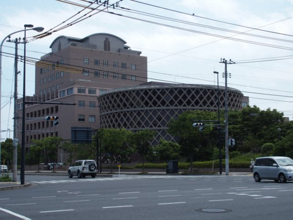 県立広島大学図書館_b0190540_651450.jpg