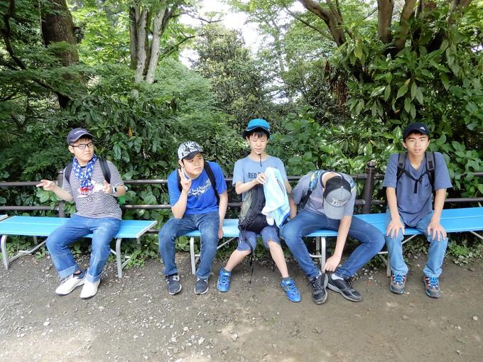 高尾山遠足_b0257143_158421.jpg