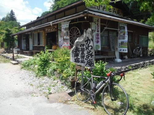 伊勢本街道 サイクリング_b0332867_23012450.jpg