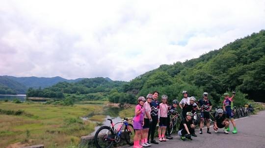 7月9日(日)に開催した 「voyAge cycling\'Meister Otake\'145」の日記♪_c0351373_16075556.jpg