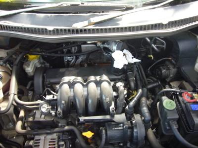 ニュービートル(9CBFS)エンジンオイル漏れ 修理_c0267693_11333271.jpg