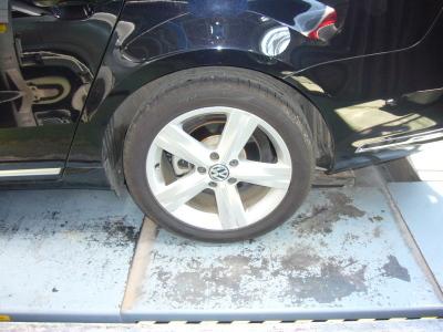 VW パサートヴァリアント (3C)警告灯点灯 修理_c0267693_14121801.jpg