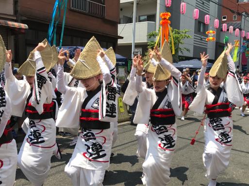 阿波踊りはエロイ。_a0230996_07340832.jpg