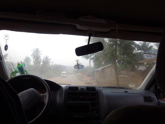 アフリカ旅行〜ガーナ編4−1〜ガーナ初の2人旅〜_e0220604_12462681.jpg
