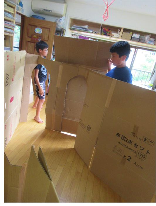 お祭り準備!・小学生クラス(上高野)_f0211514_00180135.jpg