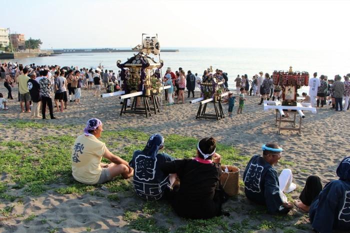 2017年 秋谷海岸 夏祭り_d0150720_12132023.jpg