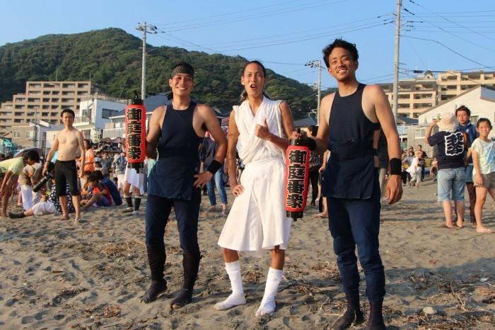 2017年 秋谷海岸 夏祭り_d0150720_12152422.jpg
