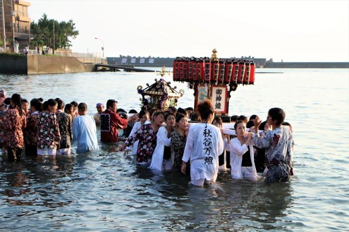 2017年 秋谷海岸 夏祭り_d0150720_12170199.jpg