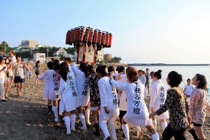 2017年 秋谷海岸 夏祭り_d0150720_12172325.jpg
