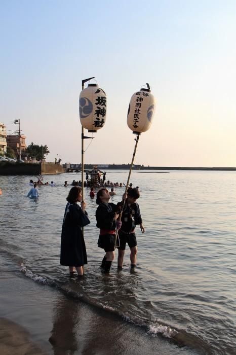 2017年 秋谷海岸 夏祭り_d0150720_12182995.jpg
