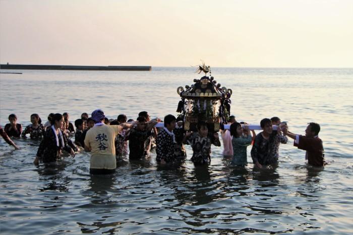 2017年 秋谷海岸 夏祭り_d0150720_12192077.jpg