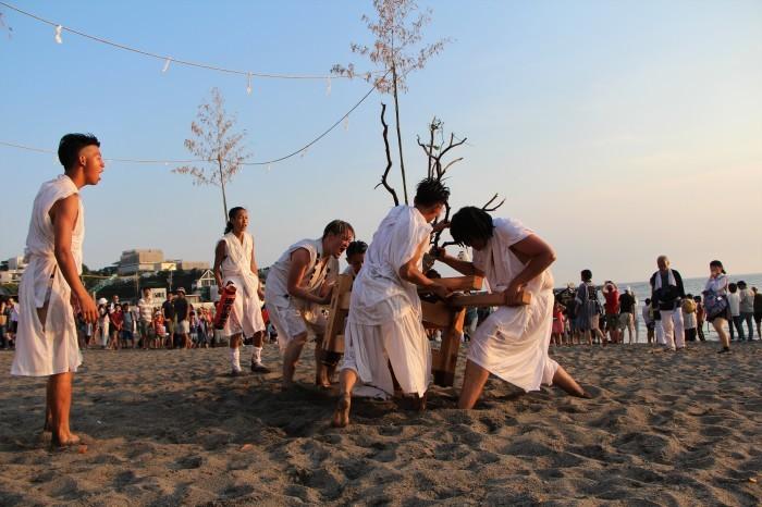 2017年 秋谷海岸 夏祭り_d0150720_12225497.jpg