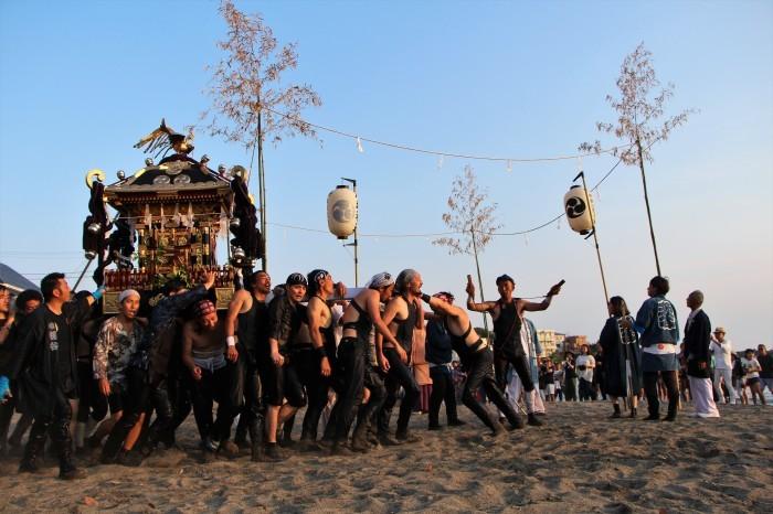 2017年 秋谷海岸 夏祭り_d0150720_12233681.jpg
