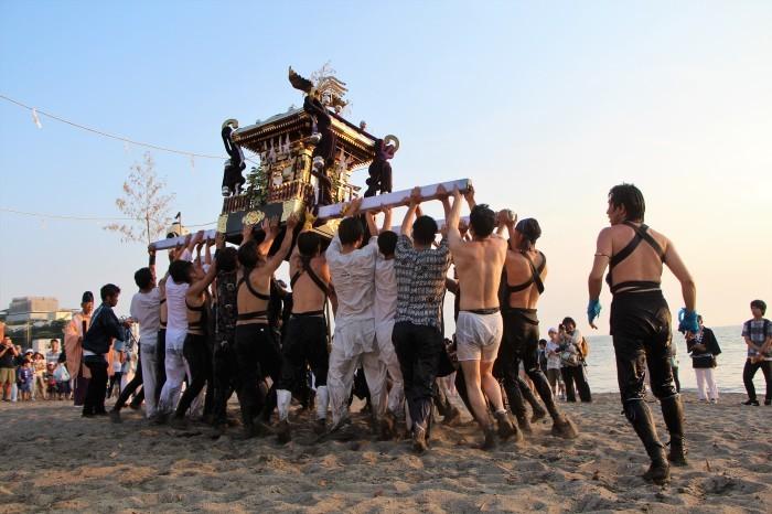 2017年 秋谷海岸 夏祭り_d0150720_12235779.jpg