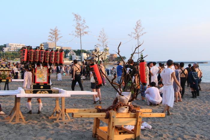 2017年 秋谷海岸 夏祭り_d0150720_12255571.jpg